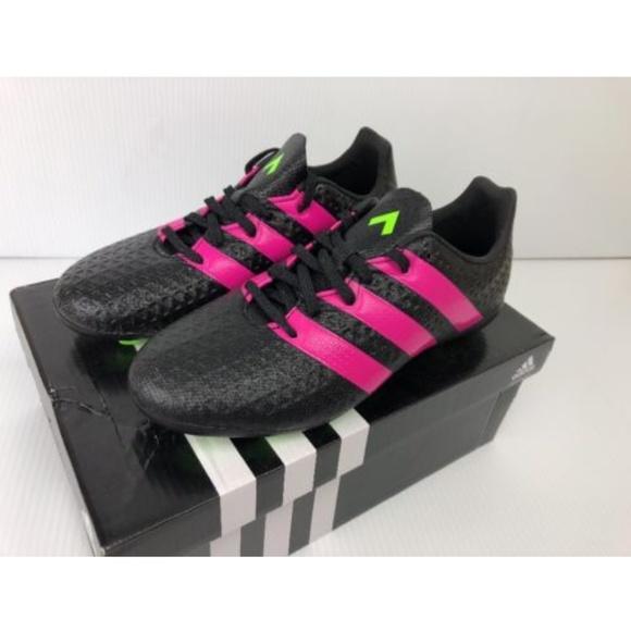6921f0b2801 Adidas Ace 16.4 FxG J Soccer Cleats